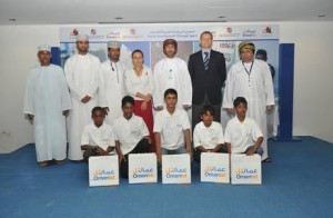 Omantel hosts an appreciation ceremony for Oman Sail's Youth Team