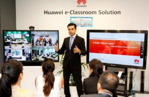 Huawei & Higher Colleges of Technology make borderless classrooms a reality at GITEX