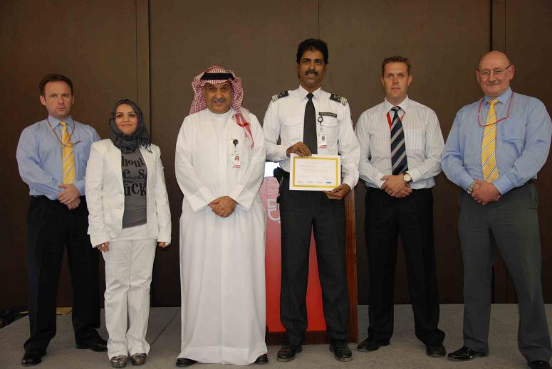 Security Training Course - Batelco and Sinai Training