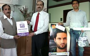 Mobilink sends cricket enthusiasts to Colombo