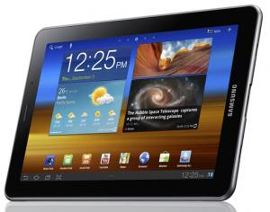 Samsung launches Galaxy Tab 7.7