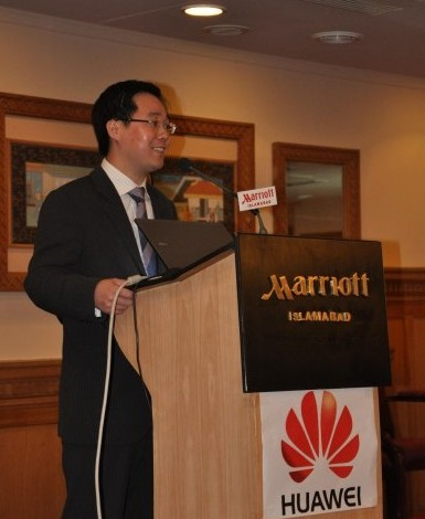 Huawei launches 2011 Broadband Forum & Road Show in Islamabad