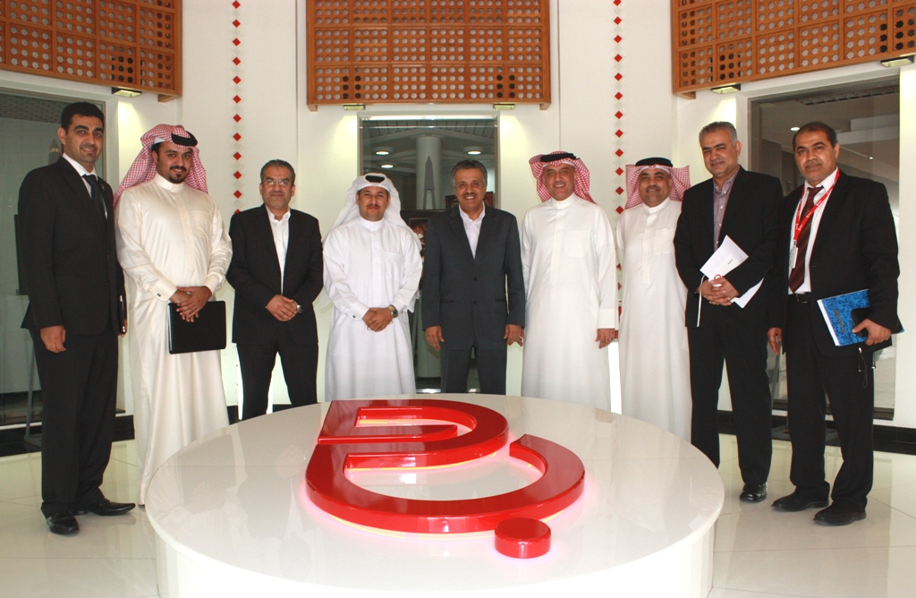 BATELCO and BENEFIT Discuss Business Relationship Opportunities