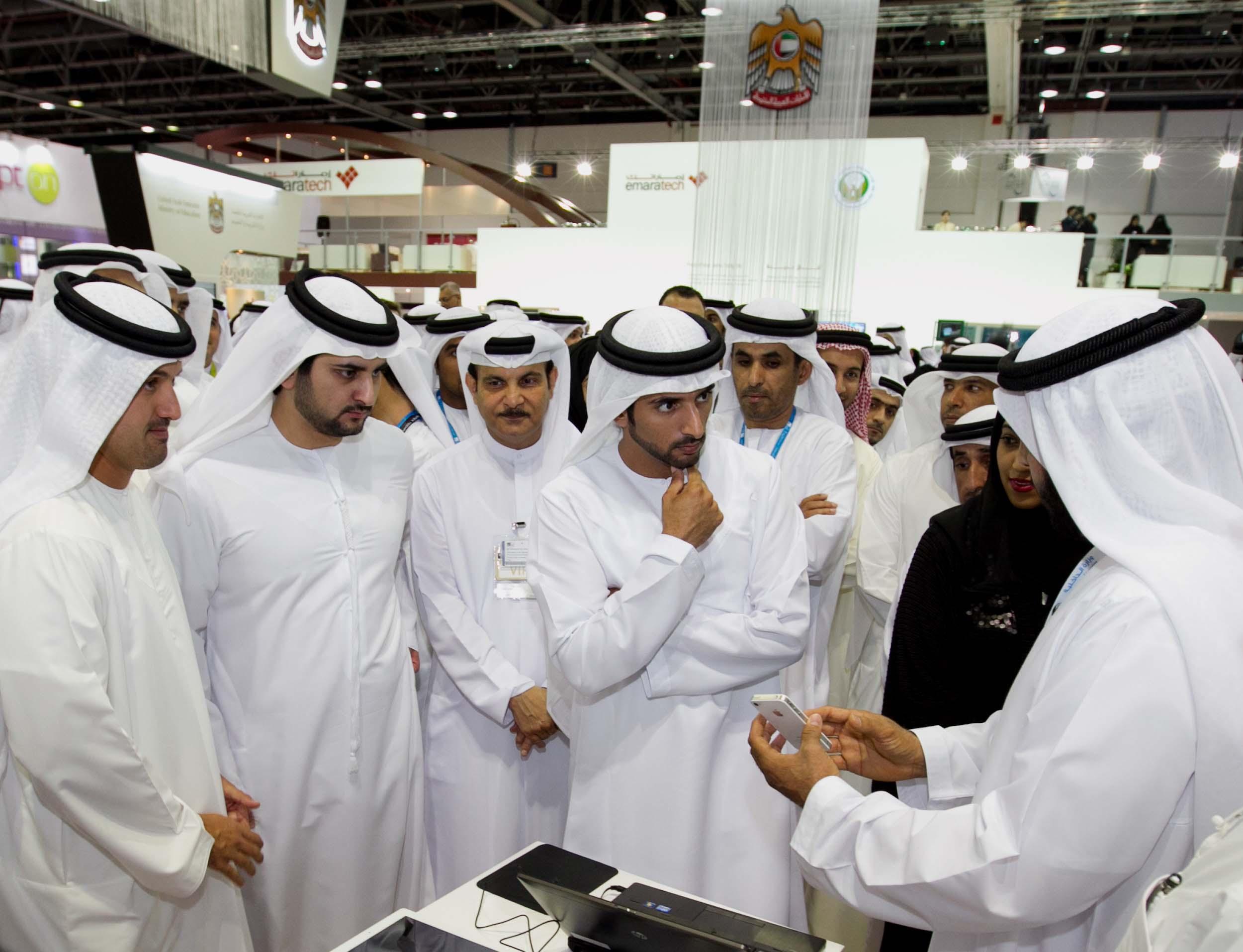 Sheikh Hamdan Bin Mohammed opens 32nd GITEX Technology Week
