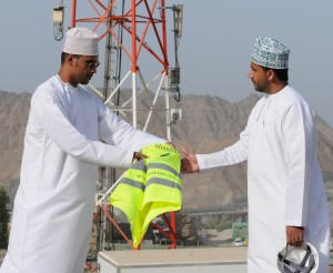 Customers in Quriyat are latest to feel faster speeds of Turbocharged Nawras Network