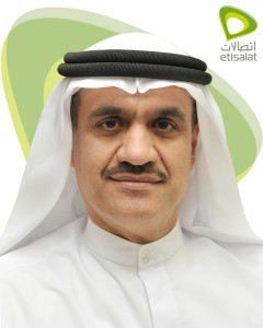 """""""CEO of the Year Award- Telecom 2013"""" goes to Etisalat Group CEO"""