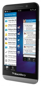 Etisalat Exclusively Launches BlackBerry Z30