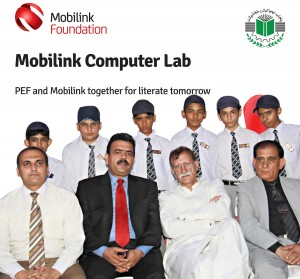 Mobilink Foundation partners with Punjab Education Foundation to extend education services in Chakwal