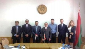 TRA heads UAE delegation in second meeting with the Administration of the Republic of Belarus