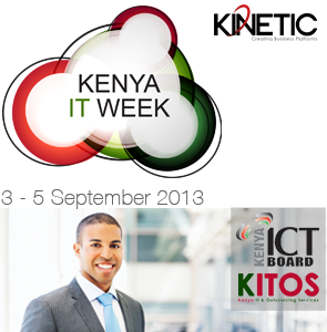 Post Event Press release for Kenya IT Week 2013