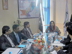 Minister of State for IT and Telecom Chaired 32nd Board of Director's Meeting of USFCo