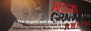 Vodafone and Mahindra group celebrates historic sweep at Aegis Graham Bell Awards 2013