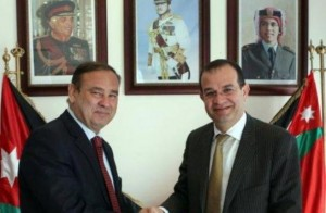 Orange Jordan the Exclusive Telecommunications Provider for the Armed Forces Hotel