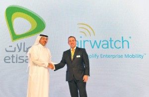 Etisalat in mobile device management deal