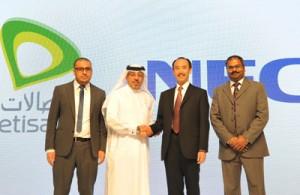 Etisalat, NEC partner for unified cloud service