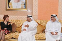 Etisalat discusses cooperation with UAE Ministry of Health & GSMA