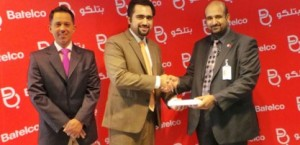 Batelco Supports new StartupBahrain's First Tablet Magazine