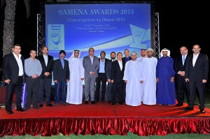 SAMENA Council 2013 Awards Recognise Leadership and Excellence in Telecom Sector