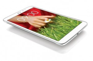 LG launches 'LG G Pad 8.3' in the UAE