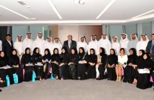 du celebrates 36 Emiratis graduating from Masar training programme