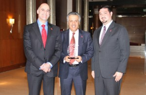 Batelco wins 'telecom deal' award