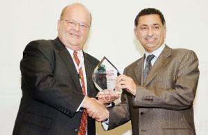 Huawei wins top vendor awards