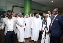 Etisalat and Ericsson Showcase 5G Demonstrations in UAE